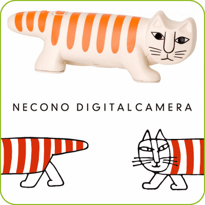 Superheadz Necono Digital Cat Camera Powershovel