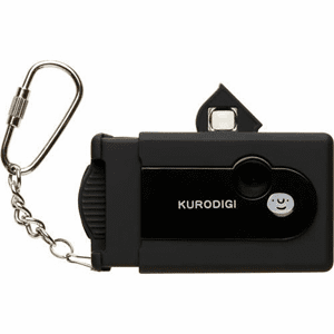 SUPERHEADZ VISTAQUEST KURO DIGI CAMERA VQ2005 Keychain