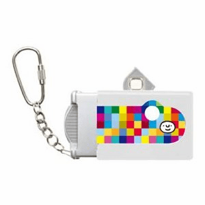 SUPERHEADZ VISTAQUEST NICO DIGI CAMERA VQ2005 Keychain