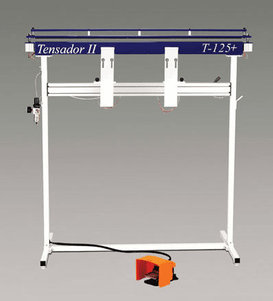 "Tensador II T-125G+ Canvas Stretching Machine 48"" with Gallery Wrap"