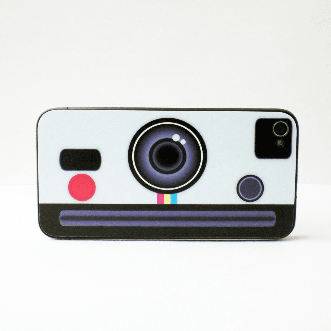 The Polaroid Camera iPhone Decal for iPhone 4, 4s and 5