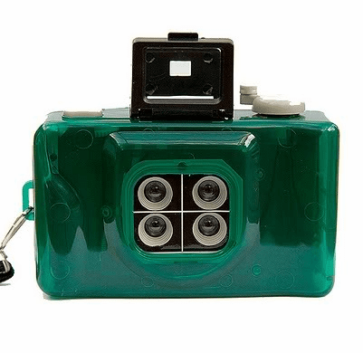 The Ultrafine QUAD Action Sampler Camera