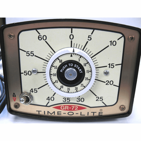 Time-O-Lite GR-72 Timer Used