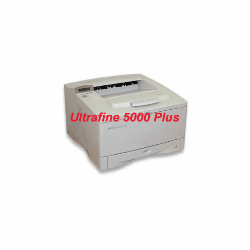 Ultrafine 5000 Plus Laser Plates 8.5 x 11 / 100