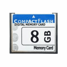 Ultrafine 8gb Compact Flash Card