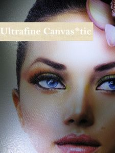 Ultrafine Canvas*tic Canvas Textured Matte Fabric  Photo Inkjet 19 Mil