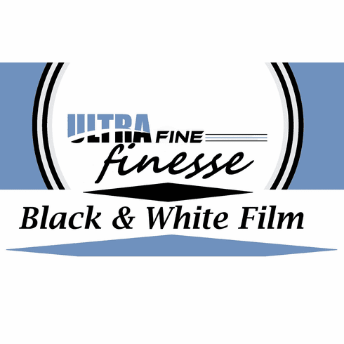 Ultrafine Finesse 100 35mm x 100 ft Black and White Film