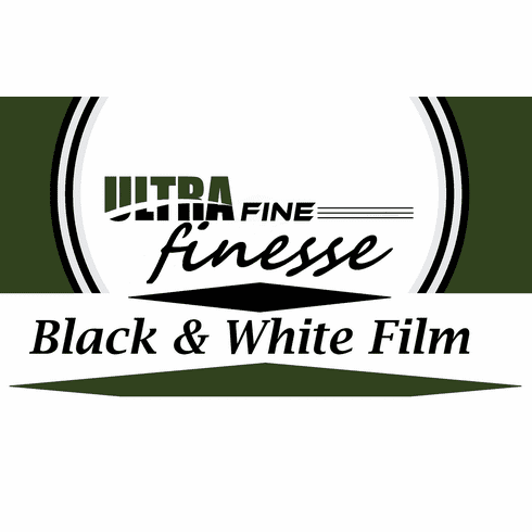 Ultrafine Finesse 400 35mm x 100 ft Black and White Film