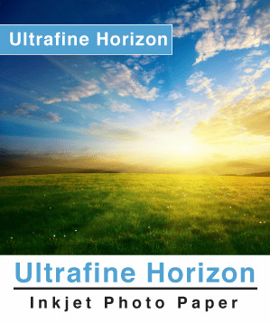 Ultrafine Horizon Pro Grade 12 mil. Semi-Gloss C2S-Coated Both Sides
