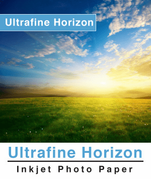 Ultrafine Horizon Professional Grade Photo Quality Gloss 10.2 Paper