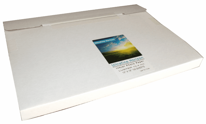 Ultrafine Horizon Professional Grade Photo Quality Lustre 10.2 Paper 13 x 19 / 100