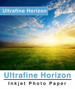 Ultrafine Horizon Professional Grade Photo Quality Semi-Matte 10.2 Paper