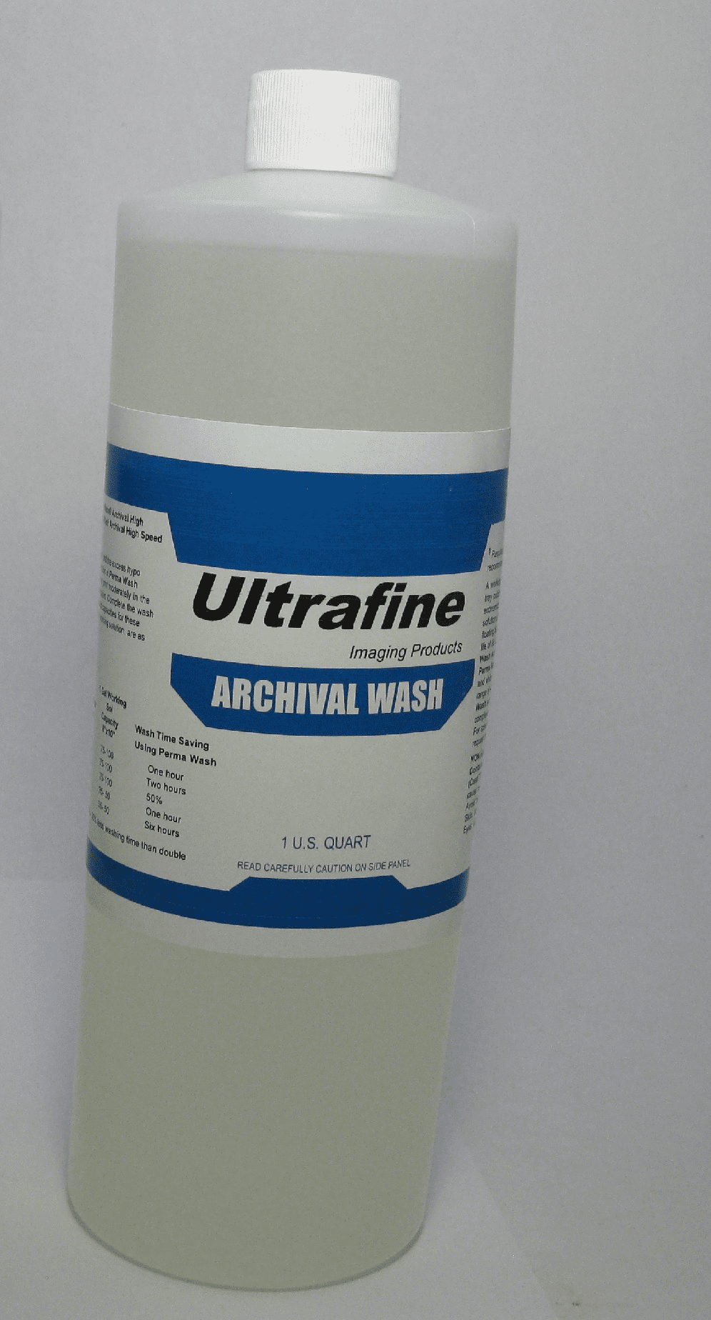 Ultrafine Liquid Archival Wash - 1 quart, to make 11 gals