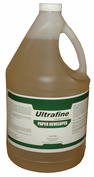 Ultrafine Liquid Paper Developer - 1gal, to make 5-20 gals