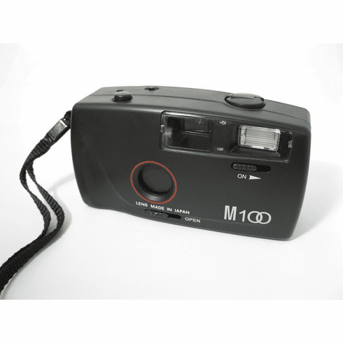 Ultrafine M100 Fantastic Plastic 35mm Flash Camera