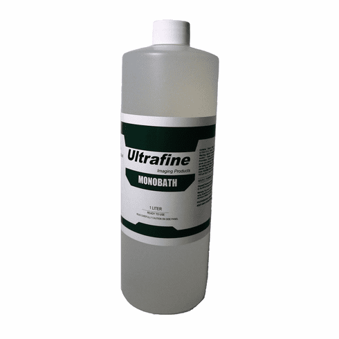 Ultrafine MONOBATH Black and White Liquid Developer - 1 Liter