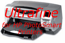 Ultrafine Paper for HP PhotoSmart Printers