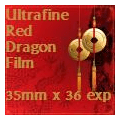 Ultrafine RED DRAGON RedScale Color Print Film 35mm x 36 ISO 100