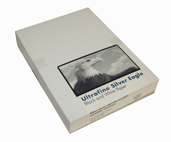 Ultrafine Silver Eagle  Fiber Base VariGrade DW Glossy 5 x 7 / 100