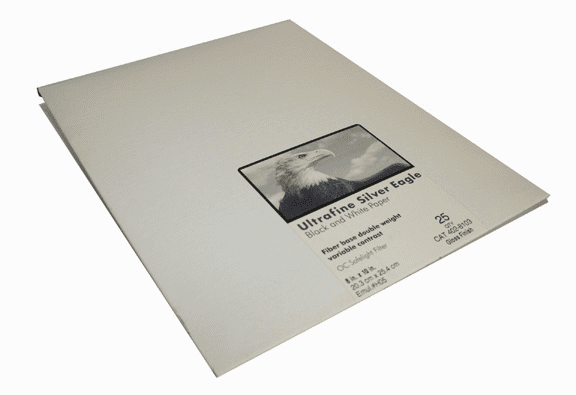 Ultrafine Silver Eagle  Fiber Base VariGrade DW Glossy 8 x 10 / 25