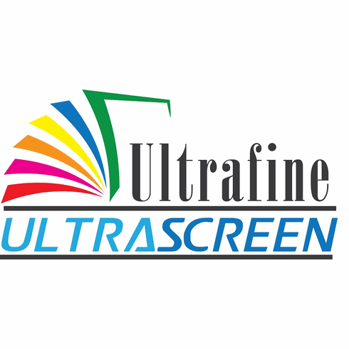 "Ultrafine ULTRASCREEN Clear Inkjet Waterproof Film 8.5"" x 11"" - 100 Sheets"