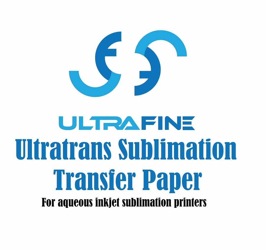 "Ultrafine Ultratrans Sublimation Transfer Inkjet Paper 17""x22"" / 250 sheets"
