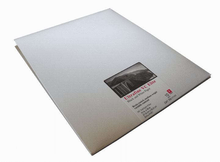 Ultrafine VC ELITE Glossy Variable Contrast RC Paper  11 x 14 /10