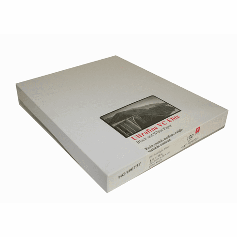 Ultrafine VC ELITE Glossy Variable Contrast RC Paper  8 x 10 / 100