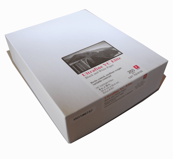 Ultrafine VC ELITE Glossy Variable Contrast RC Paper  8 x 10 / 250