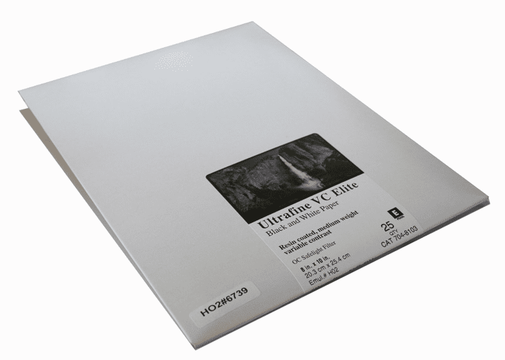Ultrafine VC ELITE Pearl Variable Contrast RC Paper  8 x 10 / 25