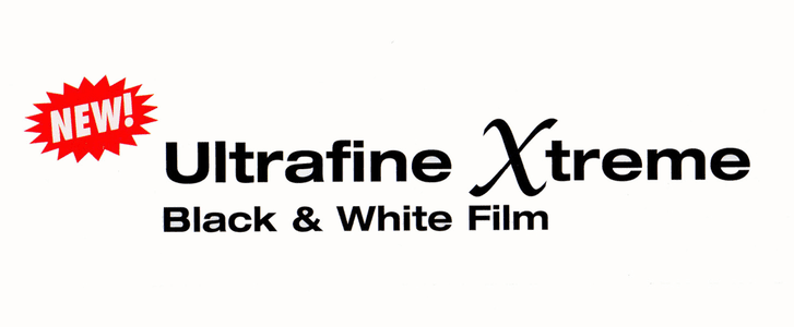 Ultrafine Xtreme Black & White Film ISO 100