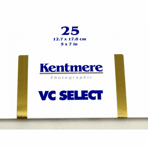VC Select 5x7 25 Sheets Glossy