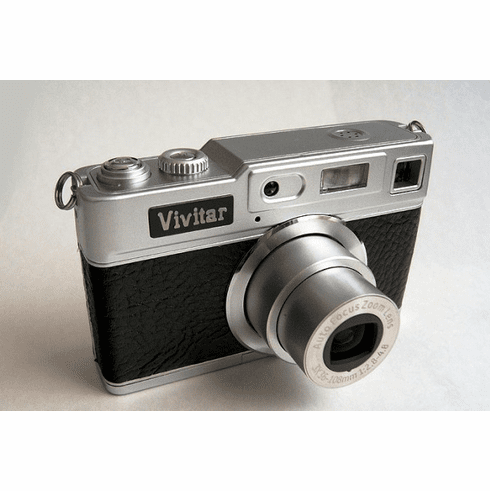 Vivitar T327 Retro 12.1MP Digital Camera