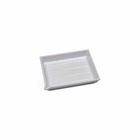 WHITE 11 x 14 Deluxe Developing Tray
