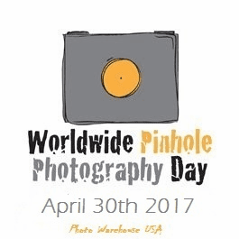Worldwide Pinhole Photography Day 2019 - The next pinhole day is April 28, 2019