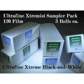 Xtremist Sampler Ultrafine eXtreme B&W 120 Film ISO 100 & 400 Sample 6 Roll Pack