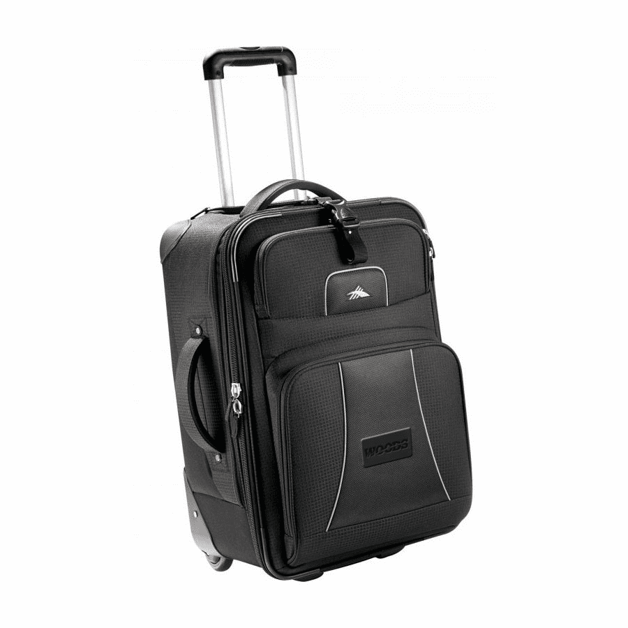 "High Sierra Elevate 22"" Expandable Carry-On"