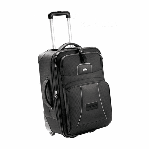 """High Sierra Elevate 22"""" Expandable Carry-On"""