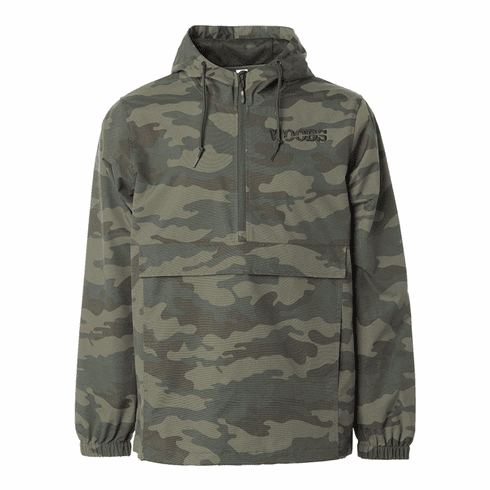 Independent Trading Co. Nylon Anorak