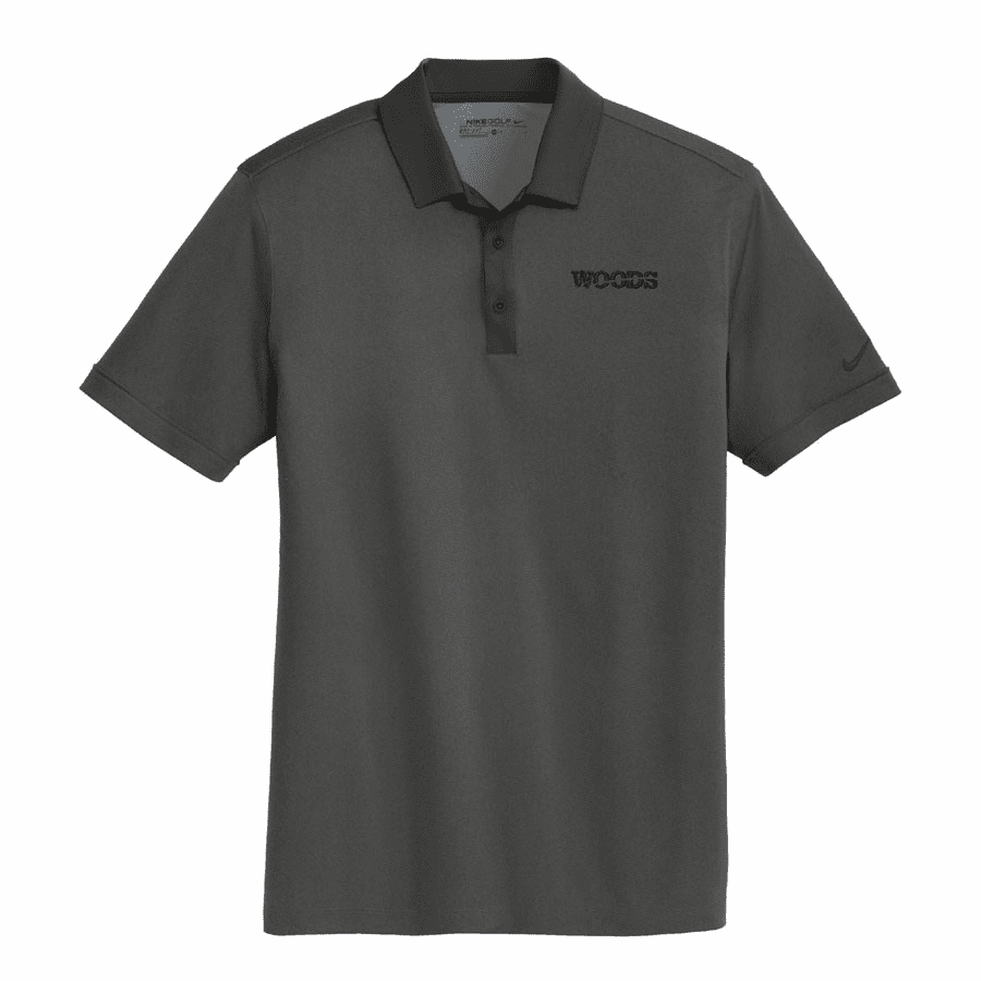 Nike Dri-FIT Heather Pique Modern Fit Polo