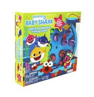 Baby Shark Fishing Game with Sound