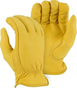 1542T PREMIUM 100g THINSULATE&#153 LINED DEERSKIN DRIVERS GLOVES