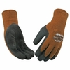 1787 KINCO&#174 FROST BREAKER&#174 THERMAL LINED FOAM LATEX GRIPPING GLOVES