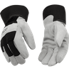 1932 KINCO&#174 DELUXE SUEDE LEATHER PALM HEATKEEP&#174 INSULATED WINTER WORK GLOVES