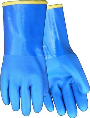 "#194 ""BRUIN"" ICE THERMAL LINED HEAVYWEIGHT PVC WATERPROOF GLOVES"