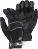 2145BKH ARMOR SKIN&#153 WINTER HAWK WATERPROOF & INSULATED MECHANICS GLOVES w/ANTI-SLIP DOUBLE PALM & FINGERTIPS