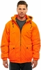2308T-84 WATERPROOF INSULATED HOODED TANKER JACKET