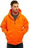2317-84 PREMIUM DOUBLE FLEECE ZIPPERED HOODIE