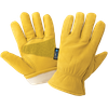 3100CTH PREMIUM INSULATED WATER RESISTANT DRIVER WORK GLOVE w/REINFORCED DOUBLE PALM