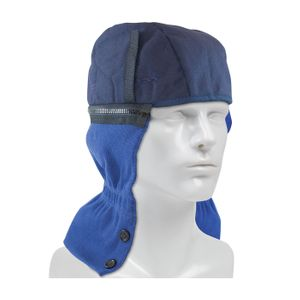 365-1620 WINTER FIRE RETARDANT ZIPPERED ON/OFF HARD HAT LINER<BR>CLOSEOUT PRICE $11.19